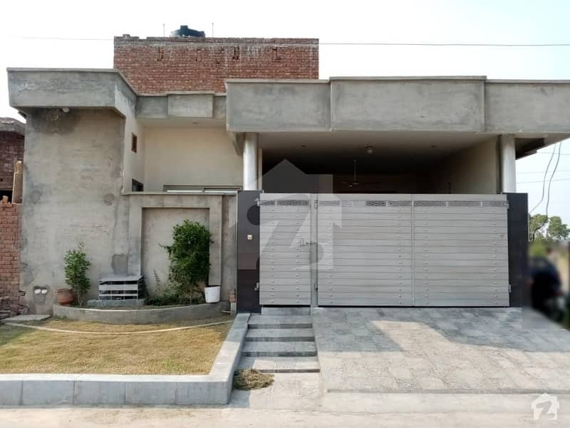 House For Sale At Khayaban-E-Green Satiana Road