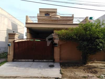 9 Marla Well Maintained House Is Available For Sale
