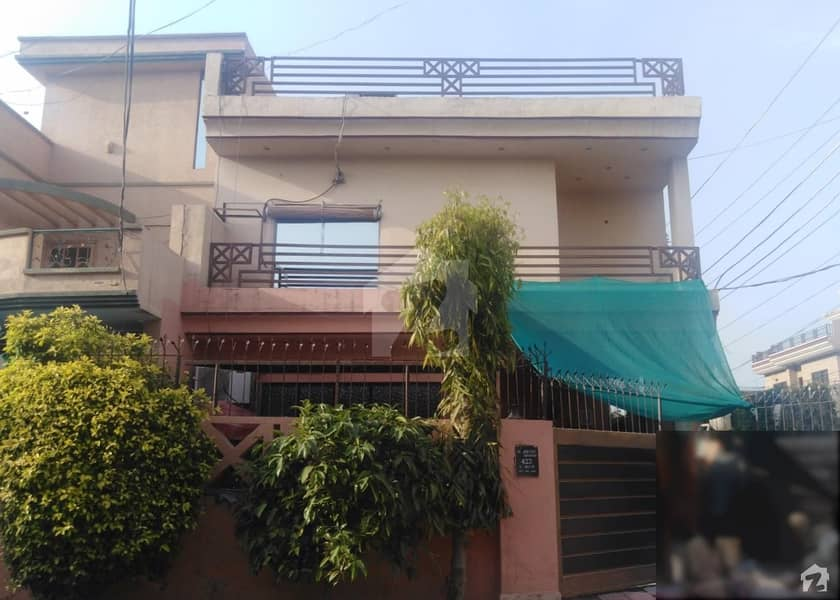 7.5 Marla Corner House Is Available For Sale