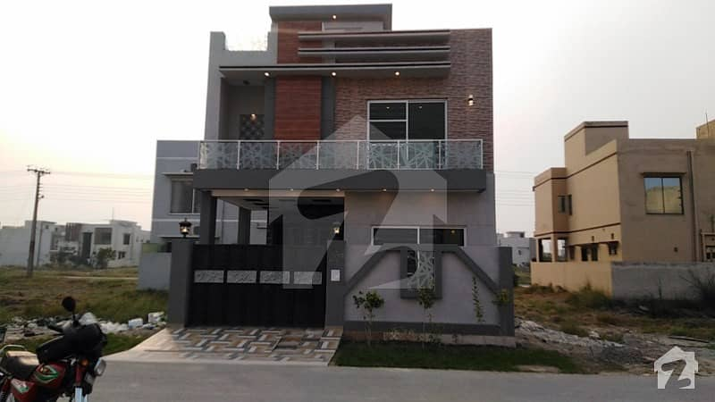 5 Marla Brand New House For Sale In H Block Of DHA 11 Rahber Phase 2 Lahore