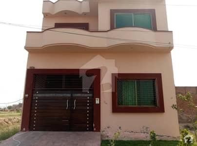 4. 5 Marla House For Sale In Khayabane Green Satiana Road