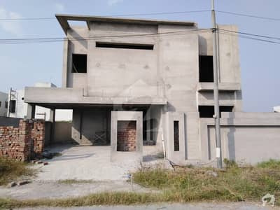 Grey Structure House Available For Sale