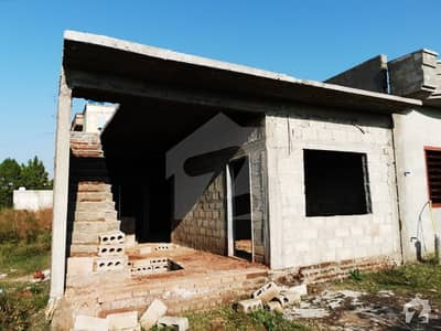 5 Marla Structure  For Sale Spring Valley Bhara Kahu Islamabad