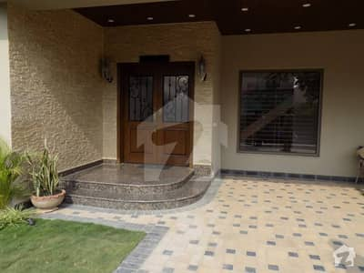 1 Kanal Slightly Used Owner Build Bungalow For Sale In DHA