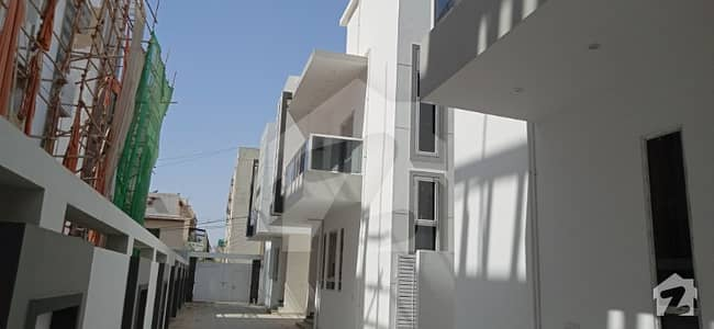 250 Square Yard Brand New Town House Is Available For Rent
