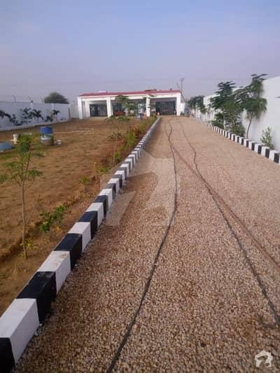 Farm Houses Plots Land on installments near DHA CITY KARACHI