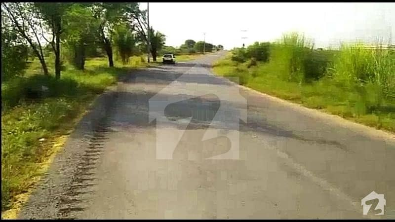 چکری روڈ راولپنڈی میں 7000 کنال زرعی زمین 2.45 ارب میں برائے فروخت۔