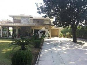 Gulberg 10 Kanal House For Sale On Zafar Ali Road Lahore Excellent Location