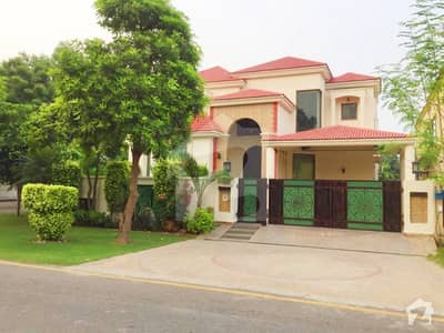 Swimming Pool Fully Basement Fully Furnished 1 Kanal Spanish Bungalow For Rent With Snooker Table and Swimming Pool