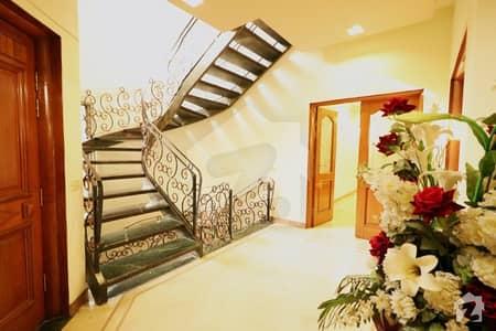 Leads Presenting Kanal Soft Used Full Basement Lavish Bungalow On Ideal Location