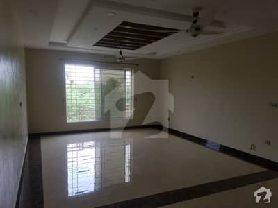 1 Kanal Brand New Beautiful Upper Portion Available For Rent On Double Road G15 Islamabad