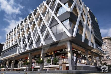 G-8 Markaz shops available in Lower Ground on Easy installments 25% Down payment