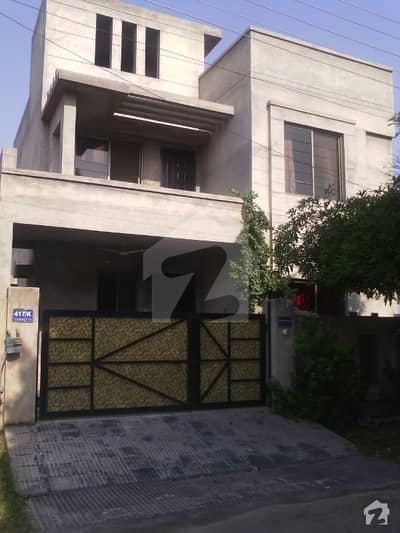 10 Marla Double Storey For House Sale In Wapda City Faislabad