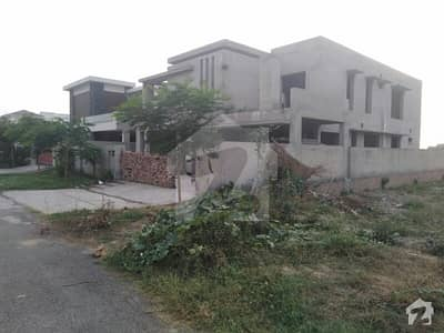 Double story house For sale in DHA Phase 6 (Grey structure)