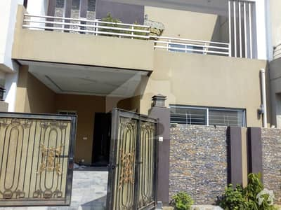 A Beautiful Independent Double Storey House Situated In F Block