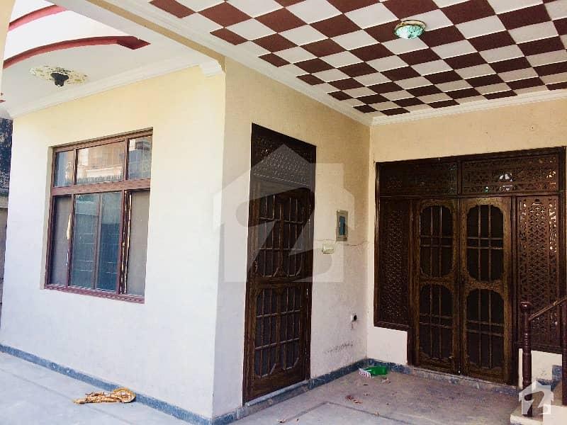 Adayla road Munawaer colony single storey house available