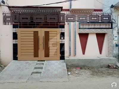 Double Storey Beautiful House For Sale At Faisal Colony Okara