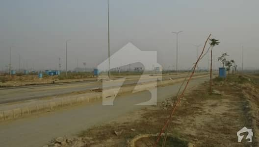 1 Kanal Residential Plot For Sale In DHA Phase 8 Lahore