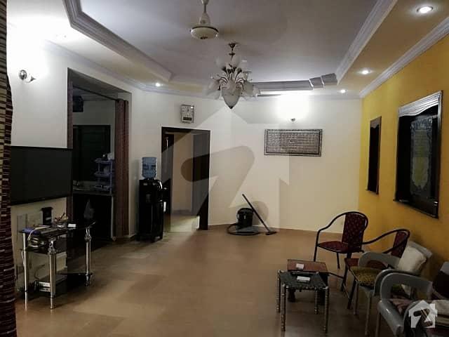 30x70 Corner House Tile Flooring Having 05 Bedroom Attach Bath For Sale