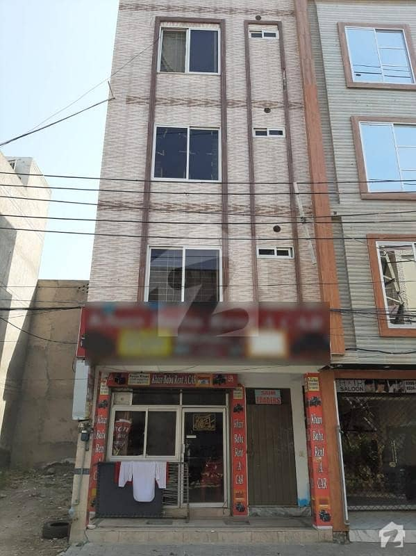 M Musa Offer Punjab Society 2 Marla Commercial Pair For Sale F Block