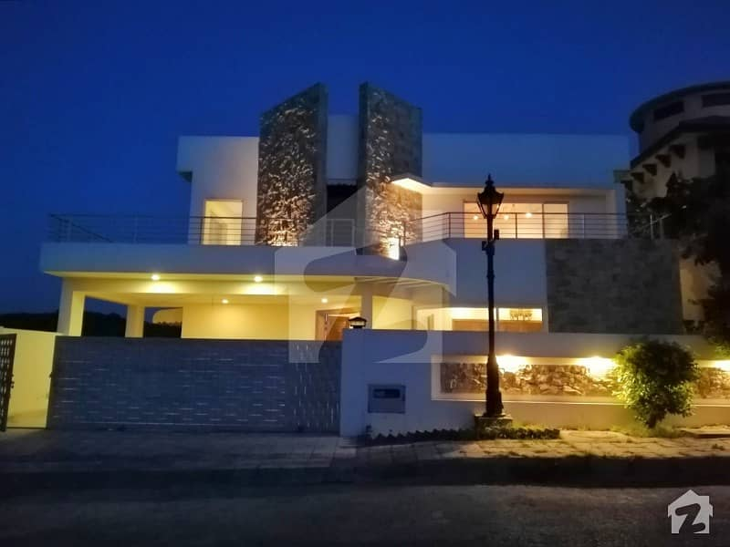 1 Kanal Beautiful House For Sale In Bahria Town