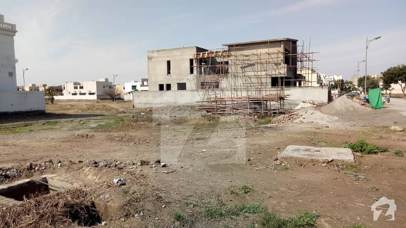 10 Marla Plot For Sale Block L With The Prices Increasing On Daily Basic  New Houses Being Constructed On Almost Daily Basis