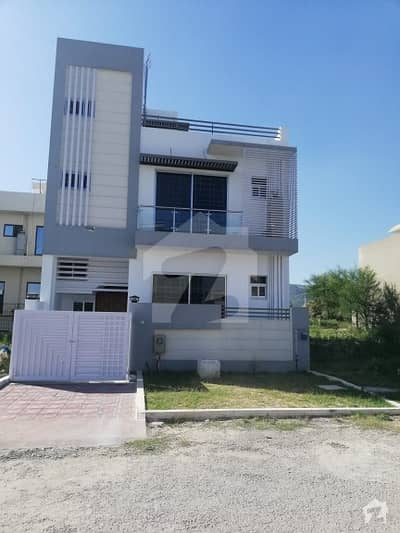 Brand New House For Sale In D-12 On 50 Feet Street