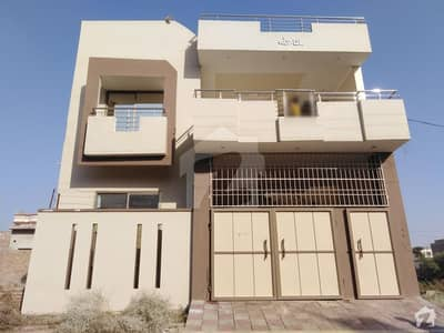 5.5 Marla Double Storey House For Sale