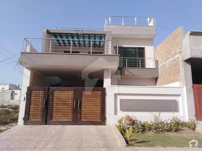 8.75 Marla Double Storey House Is Available For Sale