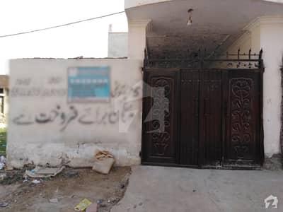 5 Marla Double Storey House For Sale On Arshad Town Bahawalpur