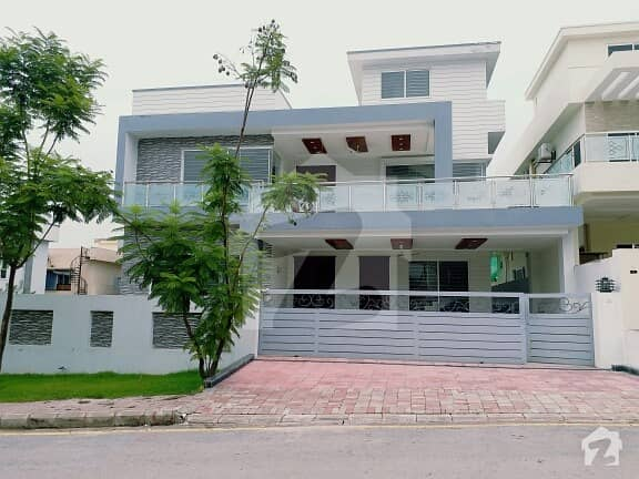 Brand New 1 Kanal Triple Storey House For Sale In Bahria Enclave Islamabad