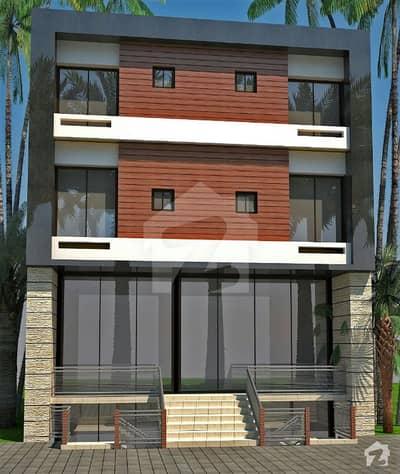 ٹاپ سٹی 1 اسلام آباد میں 5 مرلہ عمارت 5.5 کروڑ میں برائے فروخت۔