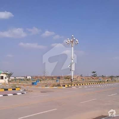 Commercial Plot On Main Road Ghouri Town At Prime Location