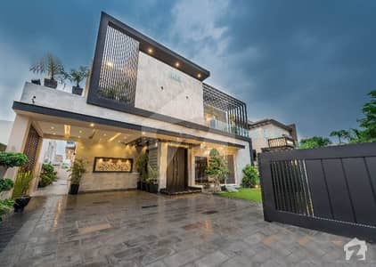20 Marla Home Theater Attractive Designed House For Sale In DHA Phase 4