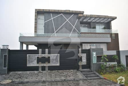1 Kanal Brand New Beautifully Designed House For Sale In Dha Phase 4