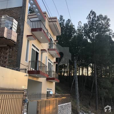 Brand New House In Mirpur Abbottabad - Mehtab Abbasi Rd.