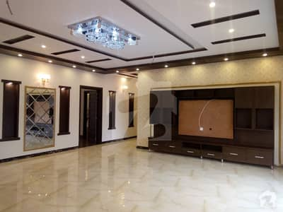 14 Marla Brand New House For Sale In Valencia Town Near Wapda Town