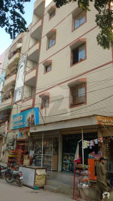 نارتھ کراچی کراچی میں 2 کمروں کا 4 مرلہ فلیٹ 45 لاکھ میں برائے فروخت۔
