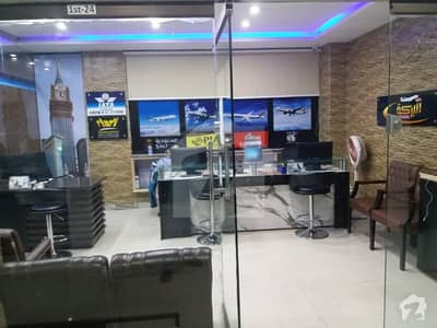 227 Square feet One Bed Appartment 1st Floor For Sale In Commander Heights 1718 Nishtar Commercial Bahria Town Lahore