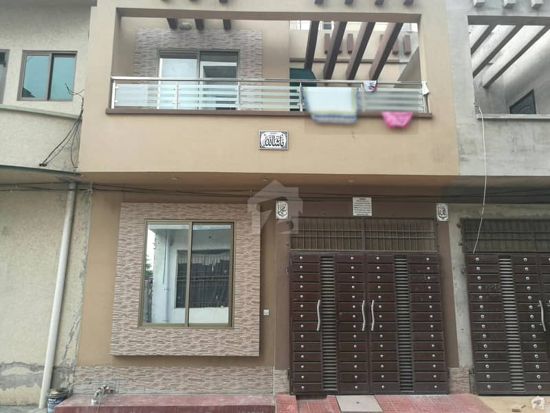 3.50 Marla Double Storey House Available For Sale