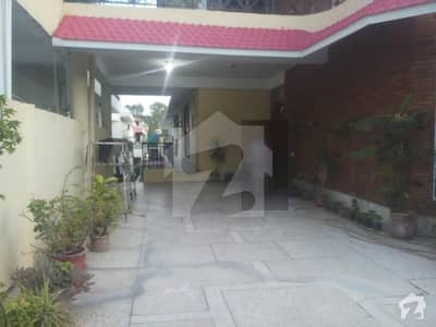 F11 500 Sq Yards Double Unit 7 Bed Room House For Sale