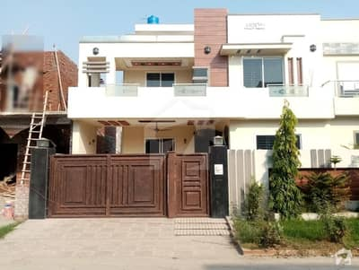 10 Marla House Is Available For Sale In Citi Housing Society
