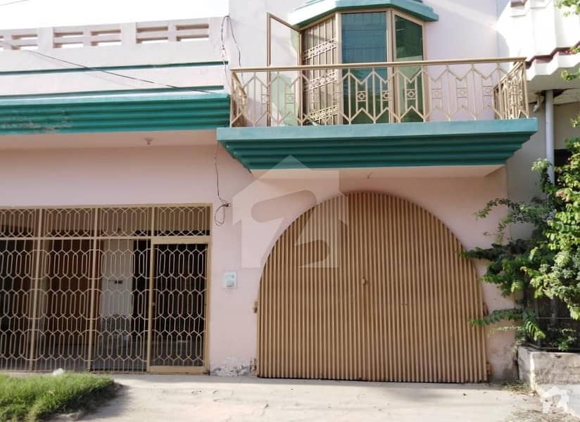 7.5 Marla Corner Double Storey House For Sale