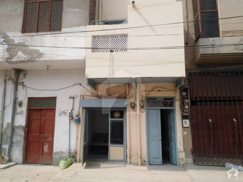 1 Marla 213 Square Feet Commercial Shop For Sale