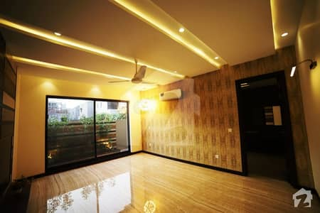 Prime Location 1 Kanal Spanish Bungalow With Basement For Rent In DHA Phase 5