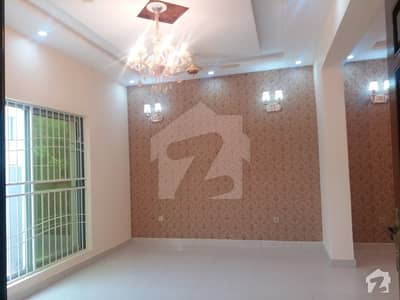 7 Marla Brand New House Ideal Location For Rent In Bahria Town Lahore