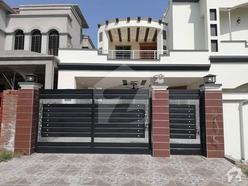 1 Kanal Brand New House Is Available For Sale In Dc Colony Jehlum Block Gujranwala