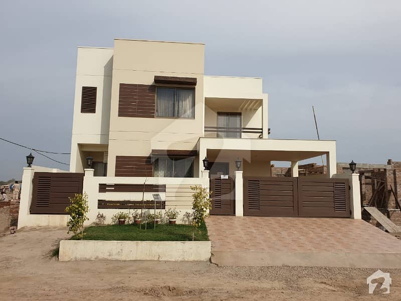 12 Marla Dha Multan Villas For Sale