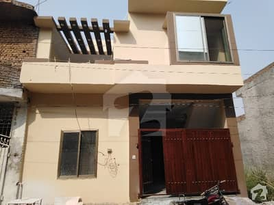 5 Marla Double Storey House Is Available For Sale In Muhafiz Town Sargodha