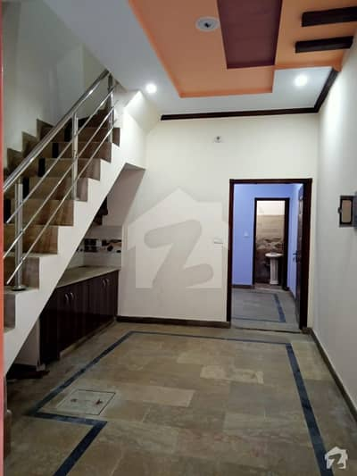 Brand New 2 Marla House Is Available For Sale In Jinnah Colony Samnabad